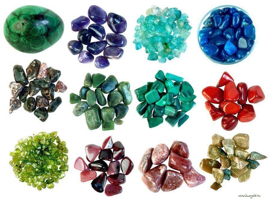 Искусственные драгоценные камни своими руками